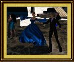 Ballroom dancing at Frank's with an acquaintance