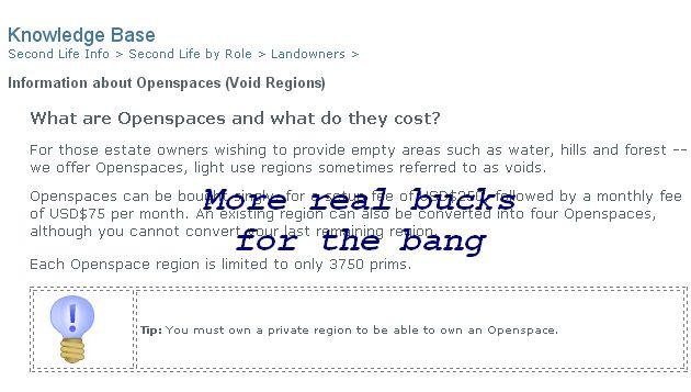 More (real) bucks for the bang