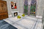 Meditation chapel (narthex)