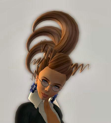 Vanity Hair Herma