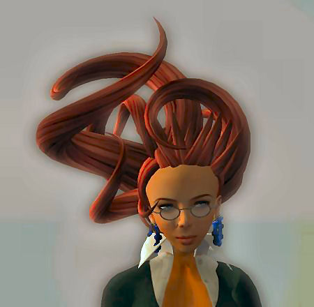 Vanity Hair Medusa