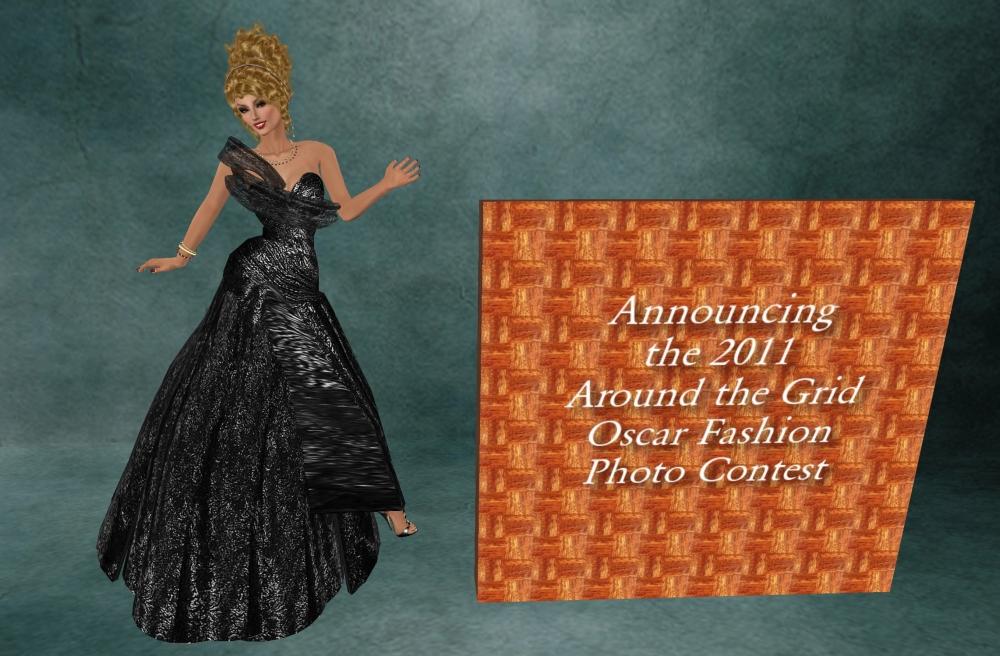 2011 Oscar Fashion Photo Contest — Updated February 26   Around the Grid