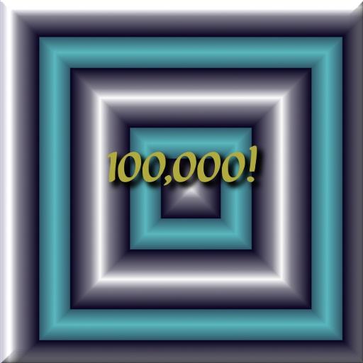 100,000 visits!!!