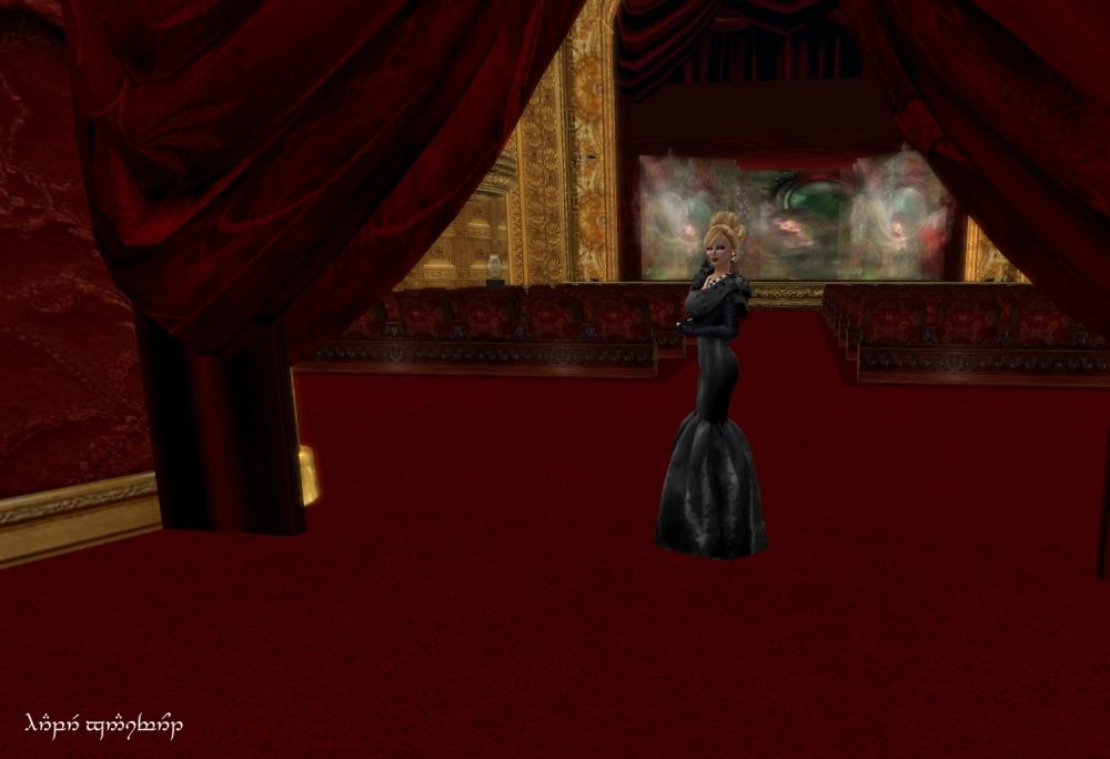 Overture, Curtain, Lights 1