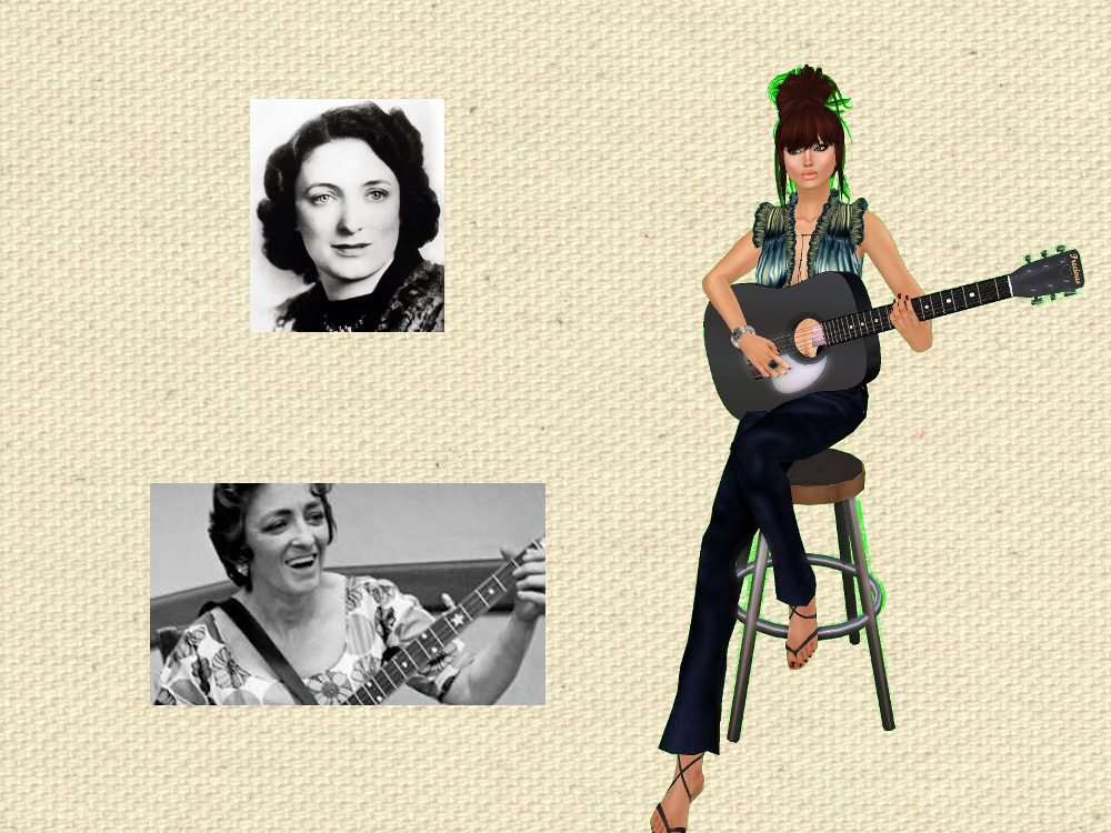 Maybelle Carter blog