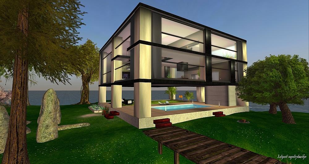 New House 1 blog