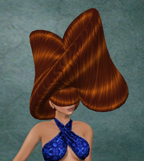 Hair Fair 2013 - Stringer Mausoleum Editorial V1 (package includes petite sizes)