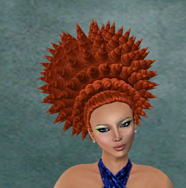 Hair Fair 2013 - Zibska Pero
