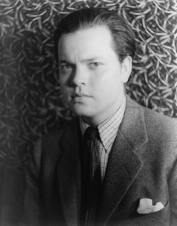 Orson Welles, photographed by Carl van Vechten