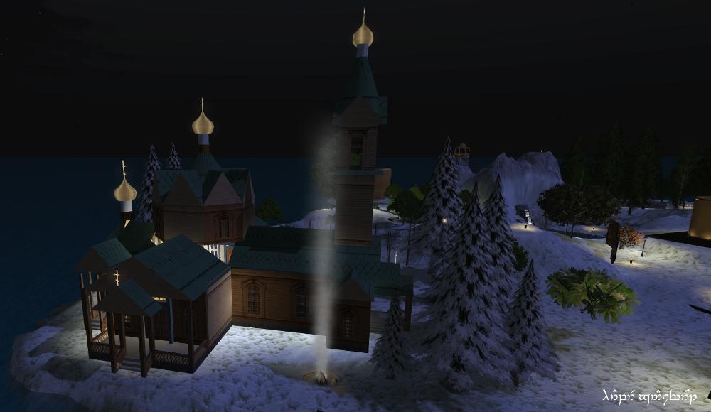 Kirkkosaari Ortodoksi kirkko, Kirkkosaari_001_001