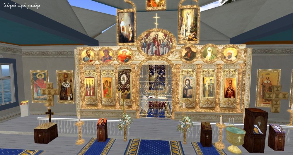 Kirkkosaari Ortodoksi kirkko, Kirkkosaari_001_002