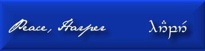 Harper's signature