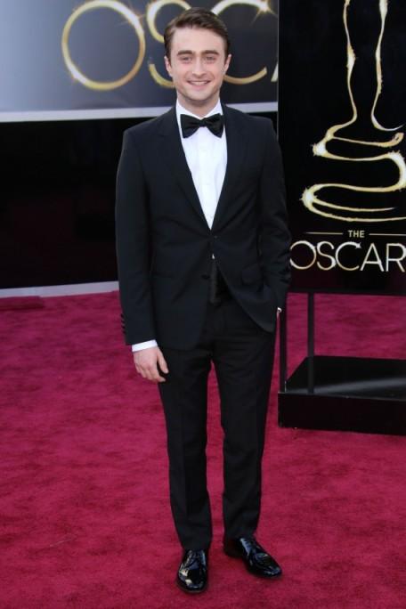 Daniel Radcliffe 2013 Prada