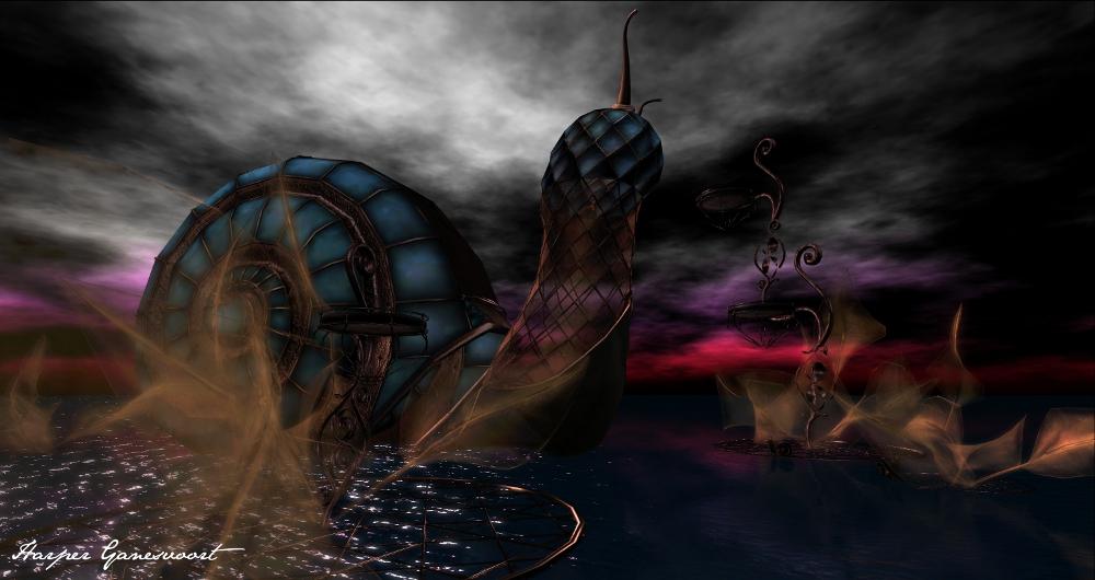Sleepy Snail, MetaLES 35,204,62 blog