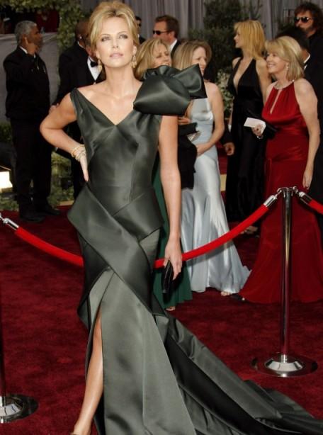 Charlize Theron 2006 Dior
