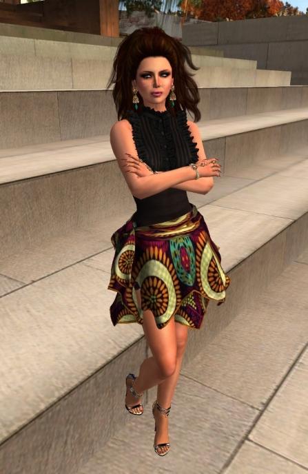 SL Sartorialist -- Enwa Ernor