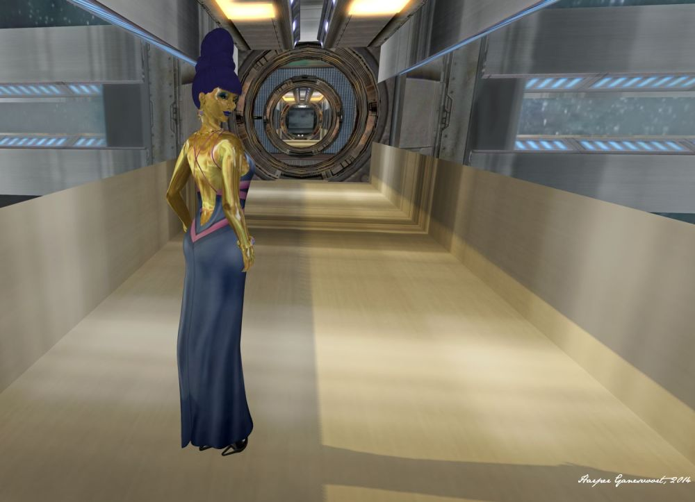 Spaced Out in PurpleMoon 1a