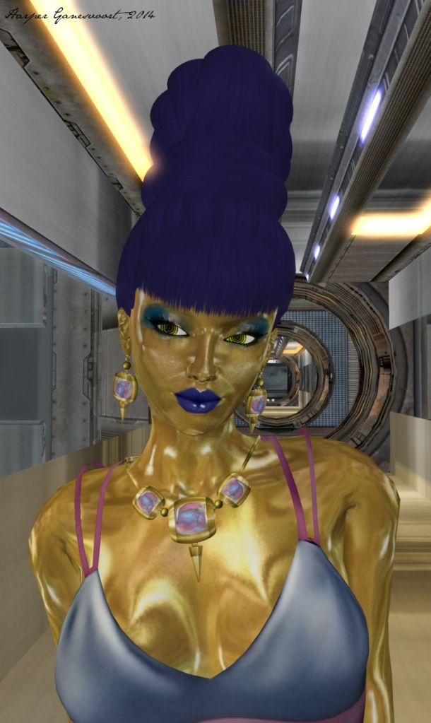 Spaced Out in PurpleMoon 3