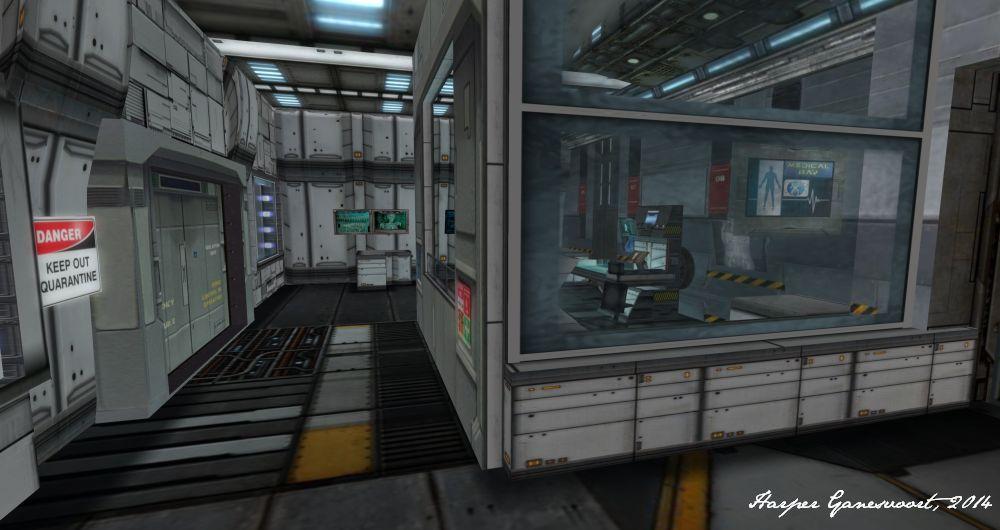 Starbase 10 - Sickbay