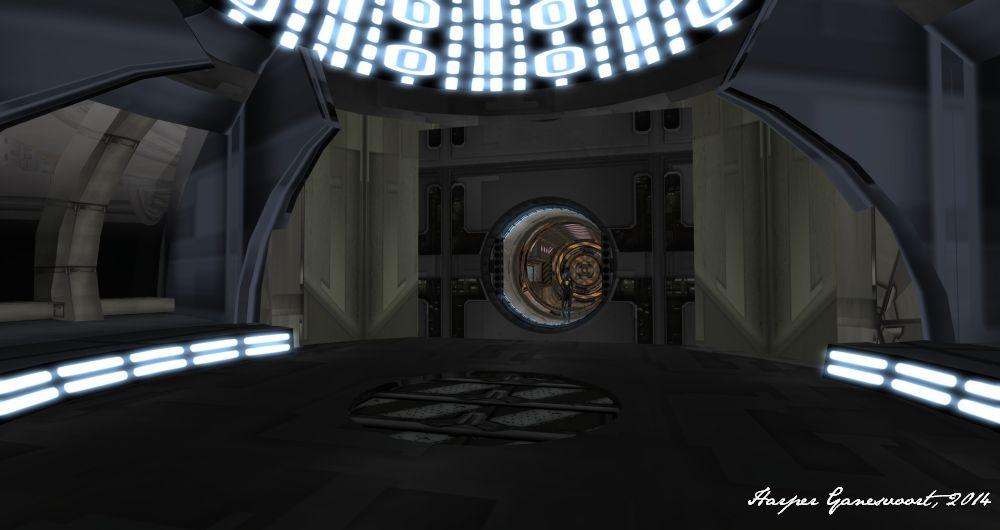 Starbase 15 - Exosphere to Black Bishop Forseti link