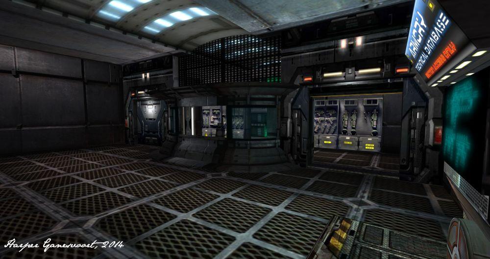 Starbase 20 - Armory