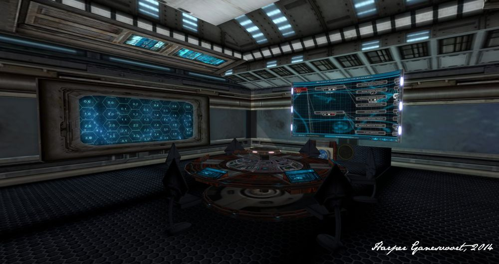 Starbase 22 - Council Chamber