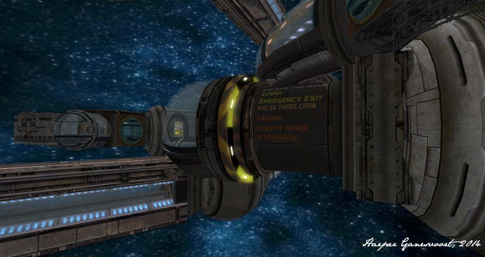 Starbase 25 - Escape pod 1
