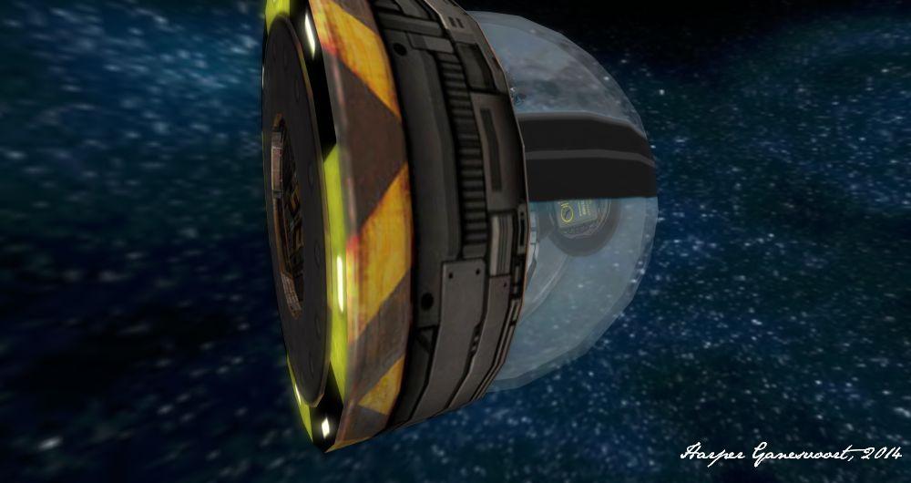 Starbase 27 - Escape pod 3