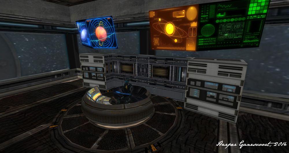 Starbase 4 - landing-departure control