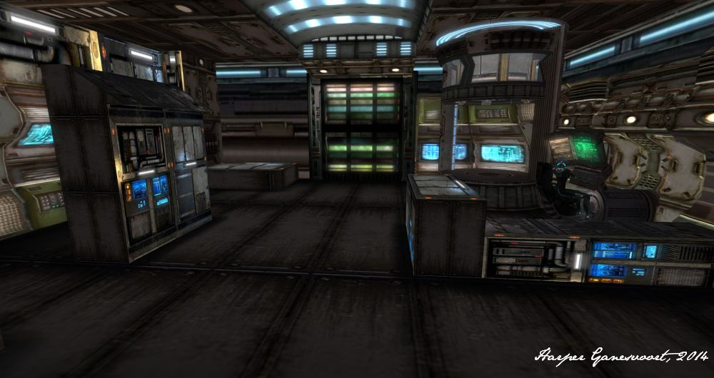 Starbase 9 - Research lab