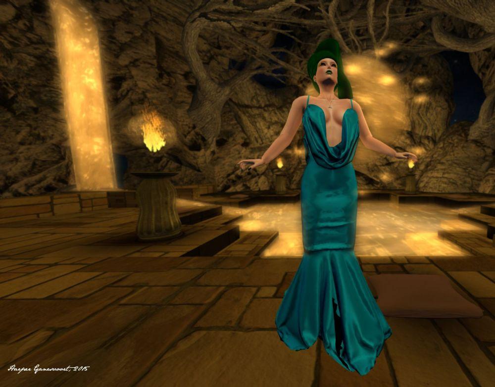 Junbug Interstella gown 2