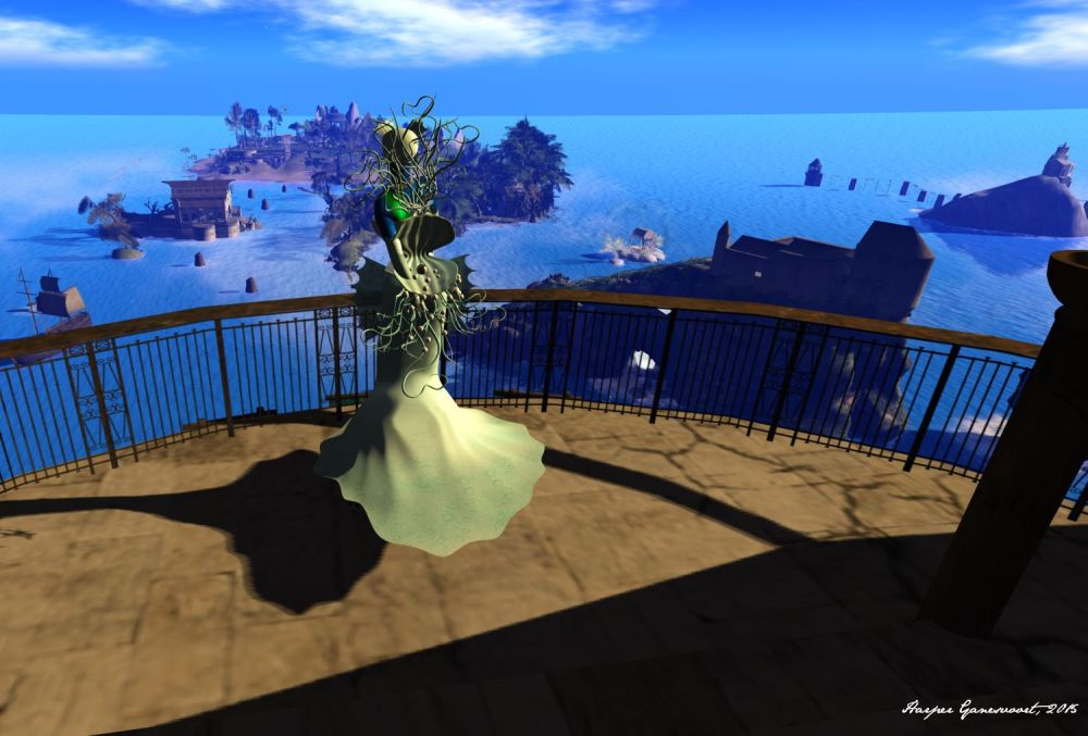 The Sea Queen in Annon 2