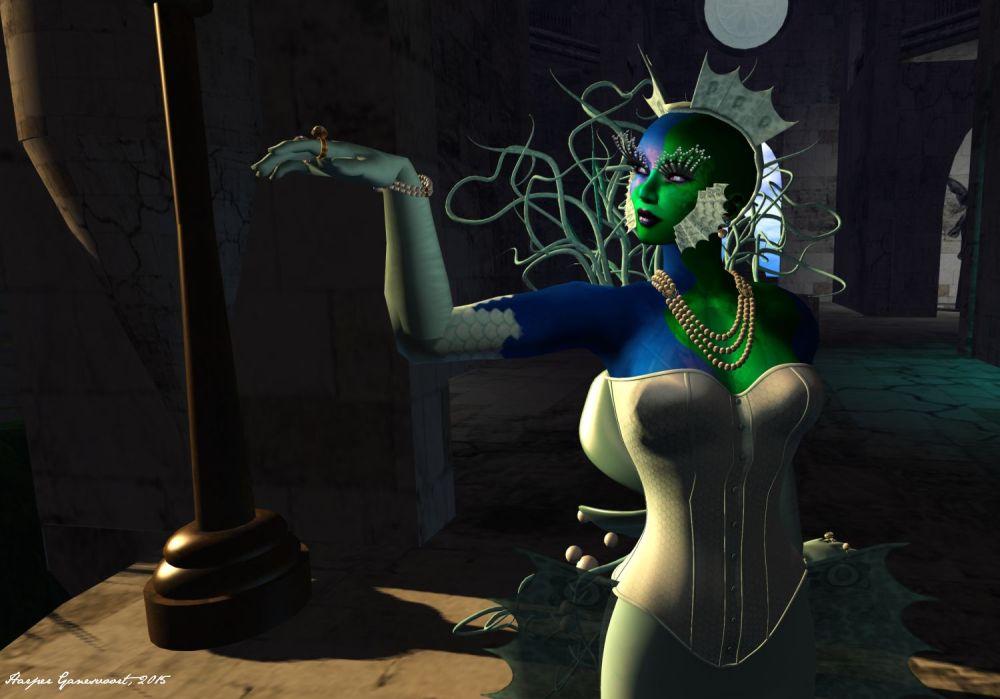 The Sea Queen in Annon 4