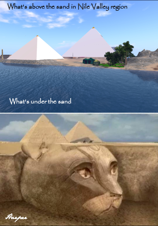 Under the Sands