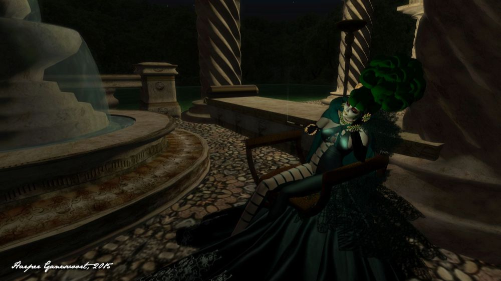Daronna Neris'tina in Emeralds 3