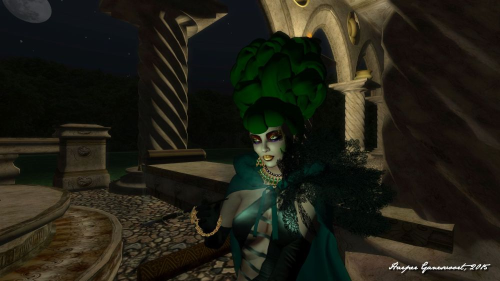 Daronna Neris'tina in Emeralds 4