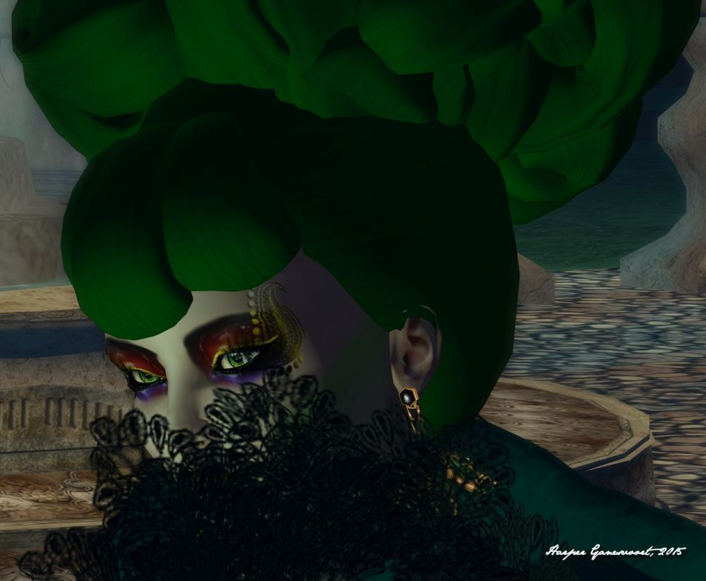 Daronna Neris'tina in Emeralds 6