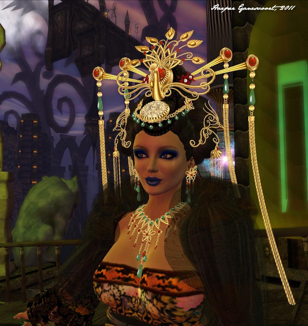 Dar'onna, Majestrix (closeup)